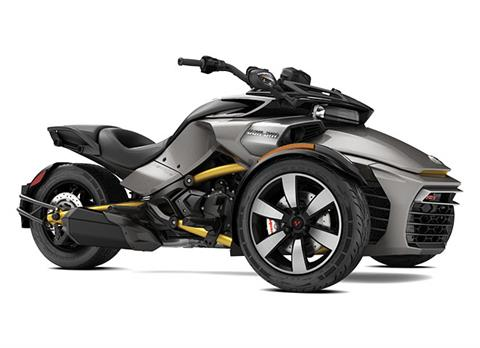 2017 Can-Am Spyder F3-S SE6 in Tyrone, Pennsylvania