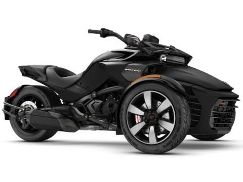 2017 Can-Am Spyder F3-S SM6 in Ruckersville, Virginia