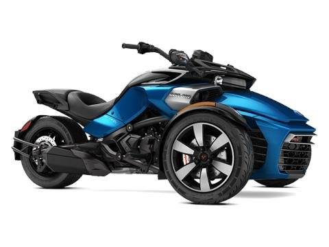 2017 Can-Am Spyder F3-S SM6 in Waterbury, Connecticut