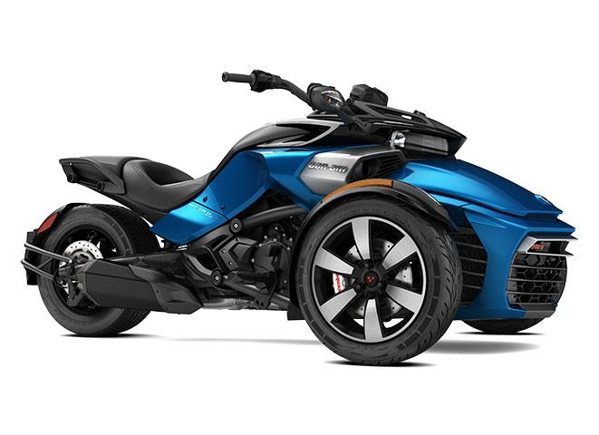 2017 Can-Am Spyder F3-S SM6 in Grantville, Pennsylvania - Photo 1
