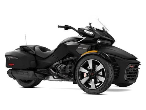 2017 Can-Am Spyder F3-T SE6 in Roscoe, Illinois