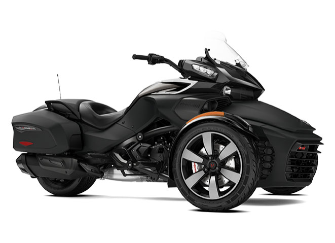 2017 Can-Am Spyder F3-T SE6 in Keokuk, Iowa