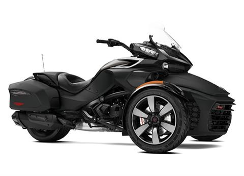 2017 Can-Am Spyder F3-T SE6 in Enfield, Connecticut