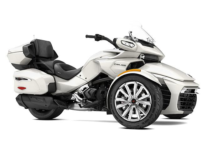 2017 Can-Am Spyder F3 Limited in Bakersfield, California - Photo 1