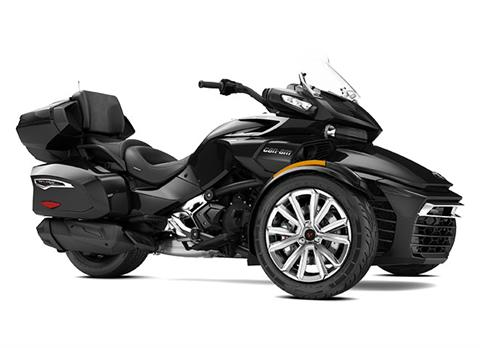 2017 Can-Am Spyder F3 Limited in Zulu, Indiana