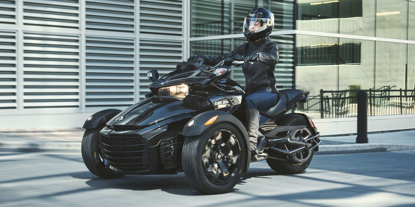 2017 Can-Am Spyder F3 SE6 in Hollister, California