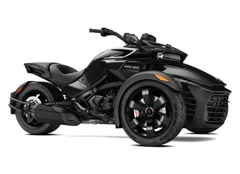 2017 Can-Am Spyder F3 SE6 in Enfield, Connecticut