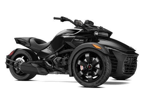 2017 Can-Am Spyder F3 SM6 in Goldsboro, North Carolina