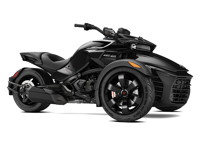 2017 Can-Am Spyder F3 SM6 in Cartersville, Georgia