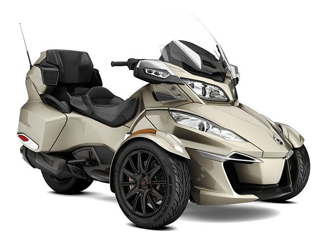 2017 Can-Am Spyder RT-S in Enfield, Connecticut