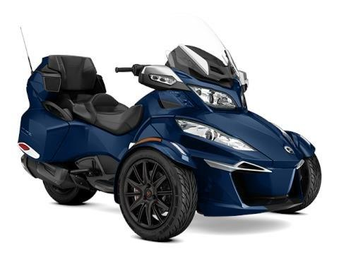 2017 Can-Am Spyder RT-S in Goldsboro, North Carolina