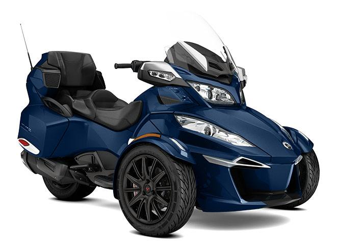 2017 Can-Am Spyder RT-S in Port Angeles, Washington
