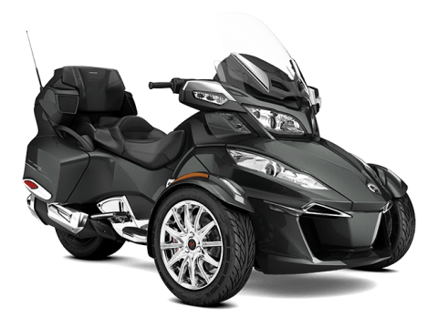 2017 Can-Am Spyder RT Limited in Tulsa, Oklahoma