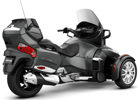 2017 Can-Am Spyder RT Limited in Mineola, New York