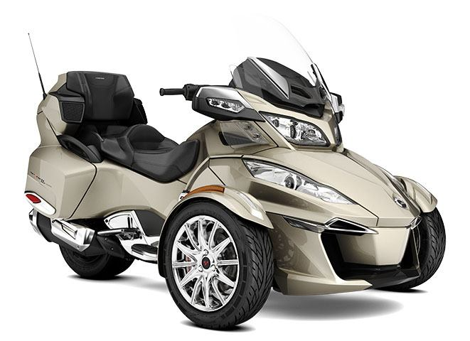 2017 Can-Am Spyder RT Limited in Salt Lake City, Utah