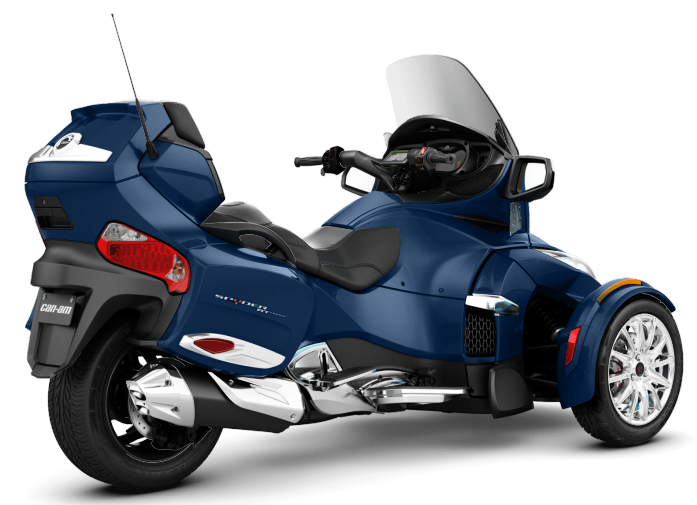 2017 Can-Am Spyder RT Limited in Findlay, Ohio