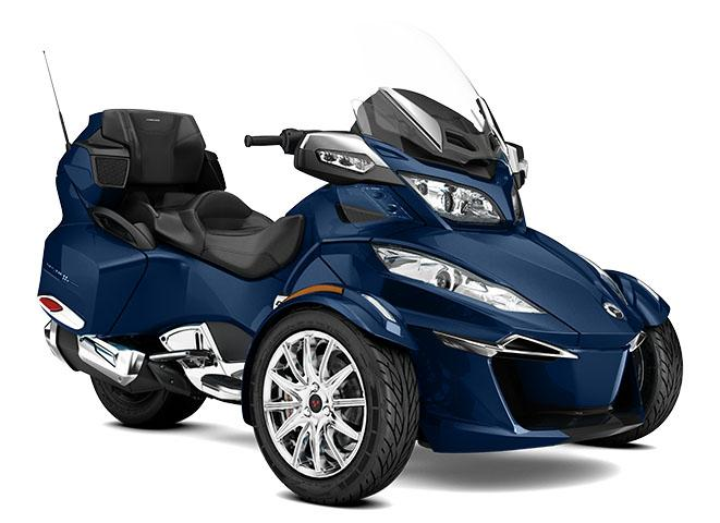 2017 Can-Am Spyder RT Limited in Middletown, New Jersey