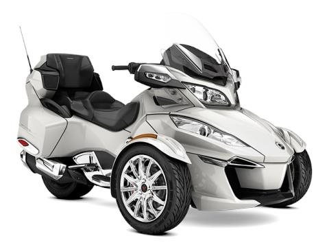 2017 Can-Am Spyder RT Limited in Goldsboro, North Carolina