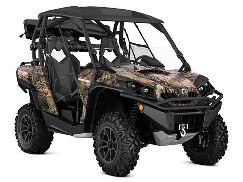 2017 Can-Am Commander 1000 Mossy Oak Hunting Edition in Massapequa, New York