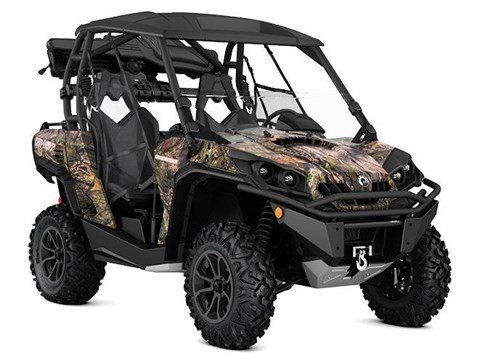 2017 Can-Am Commander 1000 Mossy Oak Hunting Edition in Florence, Colorado