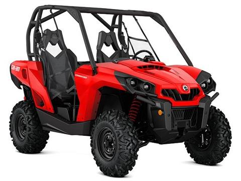 2017 Can-Am Commander 800R in Oklahoma City, Oklahoma