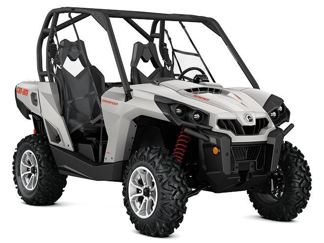 2017 Can-Am Commander DPS 1000 in Moses Lake, Washington
