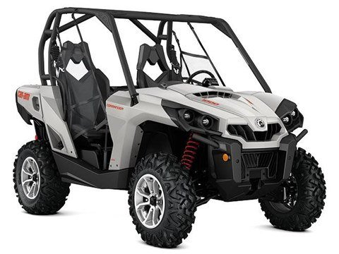 2017 Can-Am Commander DPS 1000 in Leesville, Louisiana