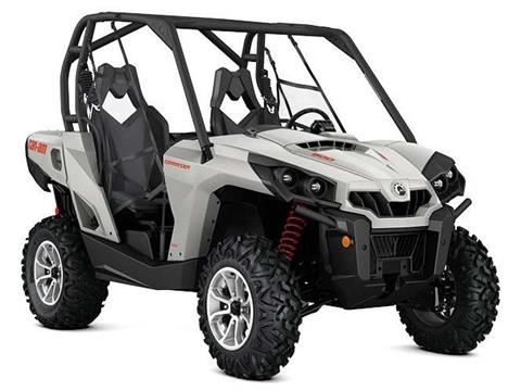 2017 Can-Am Commander DPS 800R in Oklahoma City, Oklahoma