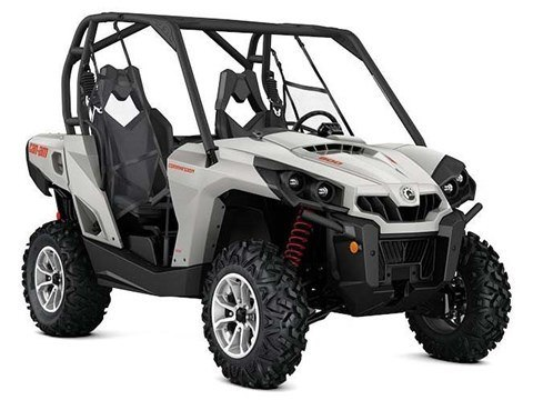 2017 Can-Am Commander DPS 800R in Canton, Ohio