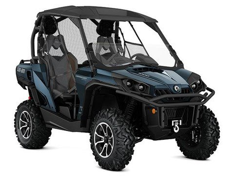 2017 Can-Am Commander Limited in Seiling, Oklahoma