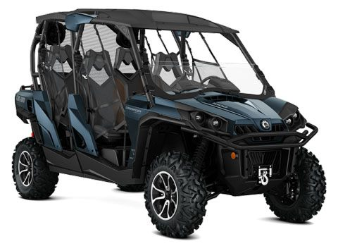 2017 Can-Am Commander MAX Limited in Springfield, Ohio