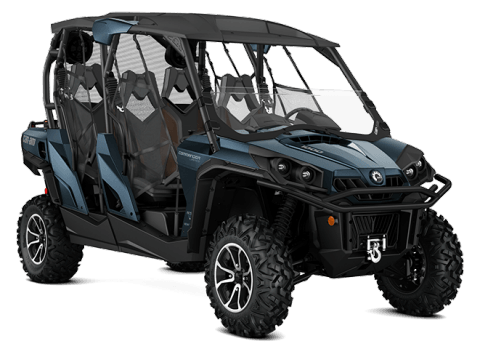 2017 Can-Am Commander MAX Limited in Hollister, California