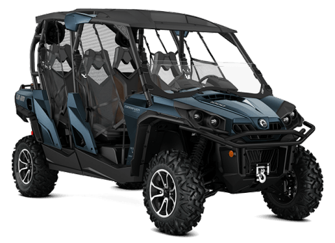2017 Can-Am Commander MAX Limited in Oakdale, New York