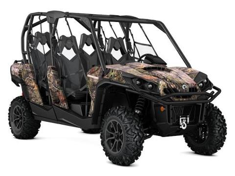 2017 Can-Am Commander MAX XT 1000 Camo in Chippewa Falls, Wisconsin