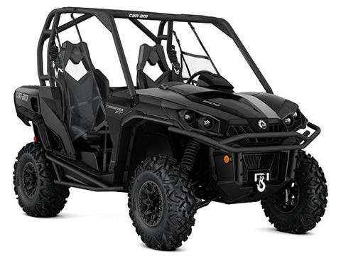 2017 Can-Am Commander XT-P 1000 in Springfield, Ohio