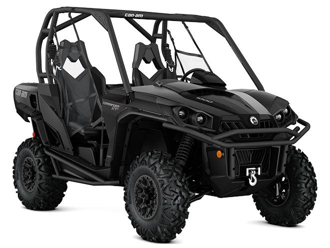 2017 Can-Am™ Commander XT-P 1000 1