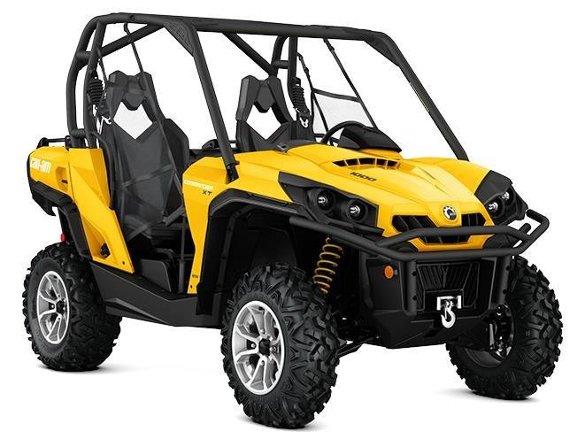 2017 Can-Am Commander XT 1000 in Moses Lake, Washington