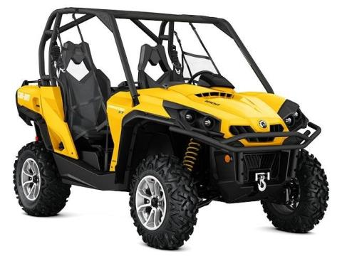 2017 Can-Am Commander XT 1000 in Clinton Township, Michigan