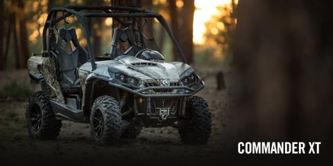 2017 Can-Am Commander XT 1000 in Sauk Rapids, Minnesota