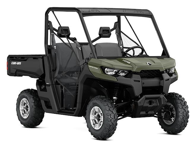 2017 Can-Am Defender DPS HD10 in Port Charlotte, Florida