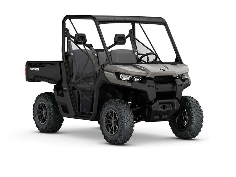 2017 Can-Am Defender DPS HD10 in Canton, Ohio