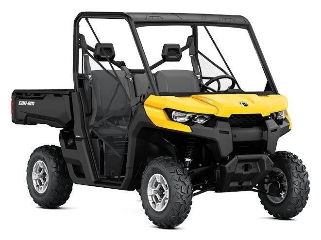 2017 Can-Am Defender DPS HD10 in Seiling, Oklahoma