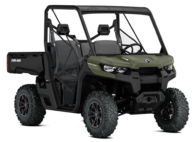 2017 Can-Am Defender DPS HD5 in Smock, Pennsylvania