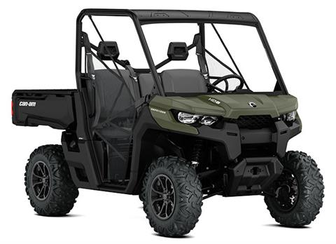 2017 Can-Am Defender DPS HD5 in Lancaster, Texas