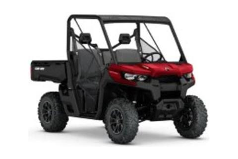 2017 Can-Am Defender DPS HD8 in Dickinson, North Dakota