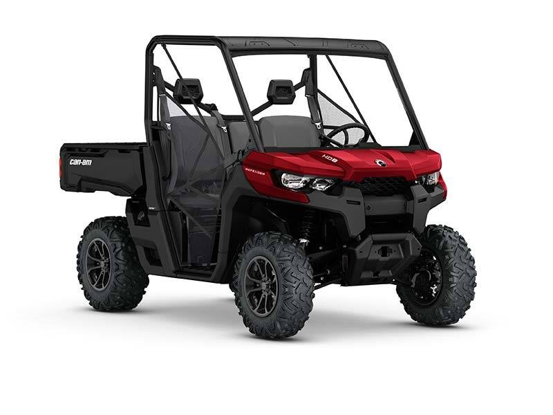 2017 Can-Am Defender DPS HD8 in Jones, Oklahoma