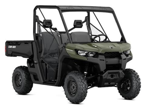 2017 Can-Am Defender HD8 Convenience in Richardson, Texas