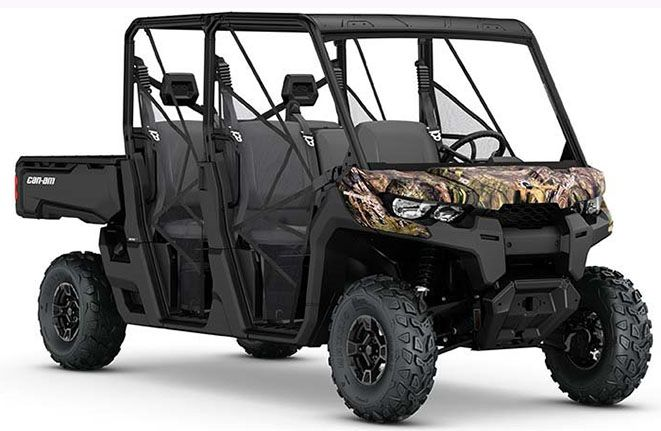 2017 Can-Am Defender MAX DPS HD8 in Enfield, Connecticut