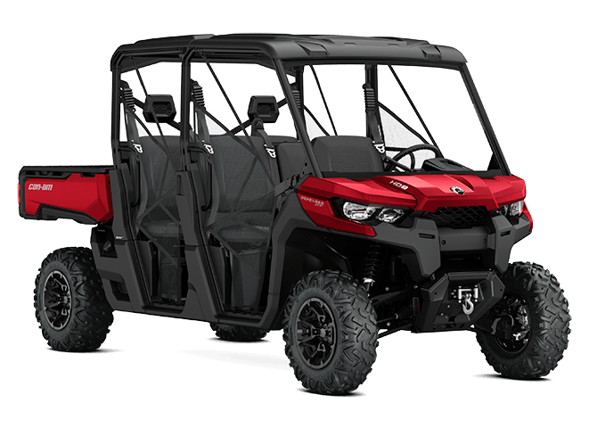 2017 Can-Am Defender MAX XT HD10 in Augusta, Maine