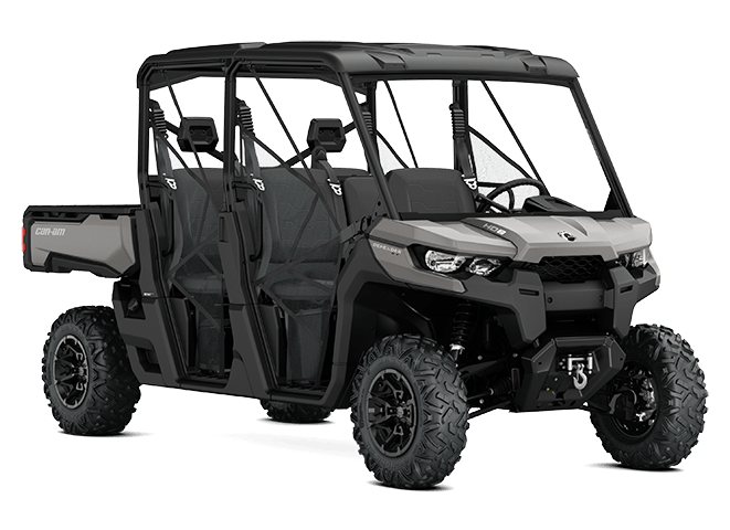 2017 Can-Am Defender MAX XT HD10 in Enfield, Connecticut
